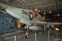 Douglas A-4B Skyhawk United States Navy 142833 11895 Intrepid Air, Space & Sea Museum New York City, NY 2014-03-09, Photo by: Karsten Palt