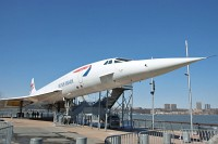 Aerospatiale / BAC Concorde 102 British Airways G-BOAD 210 Intrepid Air, Space & Sea Museum New York City, NY 2014-03-09, Photo by: Karsten Palt
