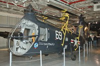Piasecki HUP-2 Retriever United States Navy 128519  Intrepid Air, Space & Sea Museum New York City, NY 2014-03-09, Photo by: Karsten Palt