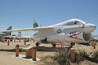 Ling-Temco-Vought LTV A-7B Corsair II United States Navy 154449 B-089 Joe Davies Heritage Airpark Plant 42 Palmdale, CA 2012-06-10, Photo by: Karsten Palt