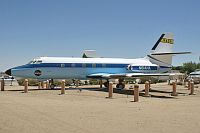 Lockheed C-140A JetStar (L-1329) NASA N814NA 5003 Joe Davies Heritage Airpark Plant 42 Palmdale, CA 2012-06-10, Photo by: Karsten Palt
