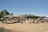 Republic F-105G Thunderchief, United States Air Force (USAF), 62-4416, c/n F5,© Karsten Palt, 2012