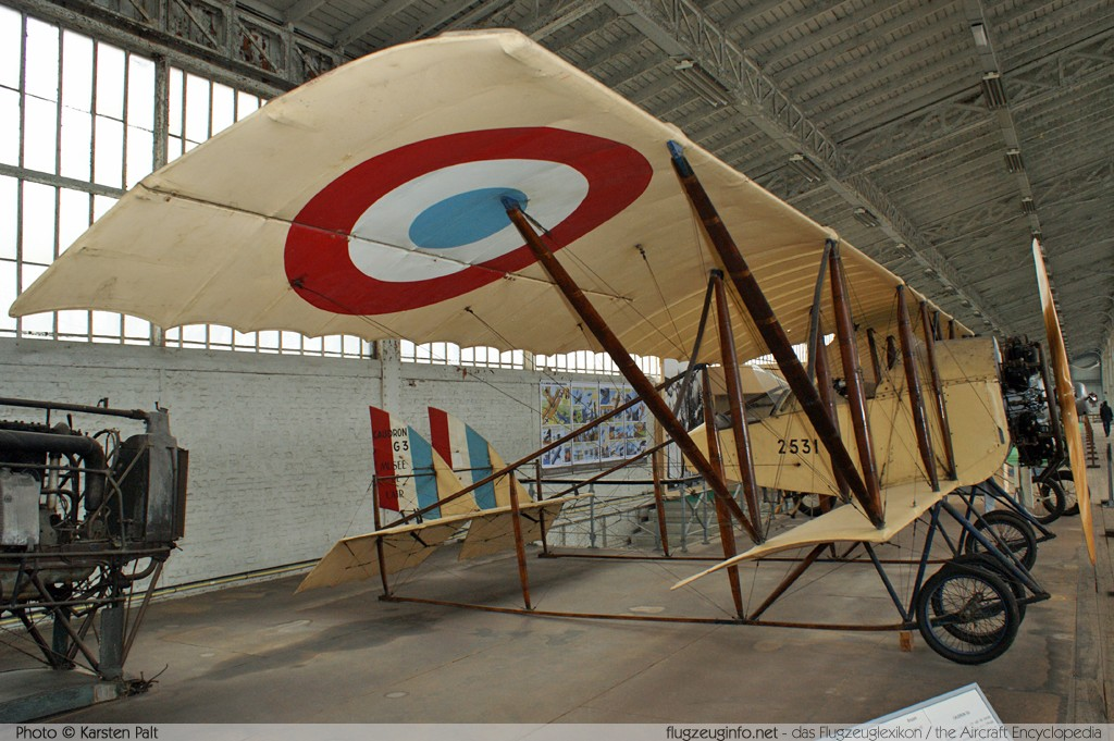 Caudron G.3 French Air Force / Armee de l Air 2531 2531 Koninklijk Legermuseum Brussel 2013-04-01 � Karsten Palt, ID 6509