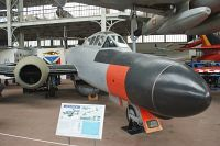 Gloster Meteor NF11 French Air Force / Armee de l Air NF11-3  Koninklijk Legermuseum Brussel 2013-04-01, Photo by: Karsten Palt