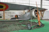 Nieuport 23C.1 Belgian Air Force N5024 064 Koninklijk Legermuseum Brussel 2013-04-01, Photo by: Karsten Palt