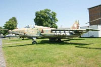 Suchoi Su-25K Czech Air Force 9098 25508109098 Letecke Muzeum Kbely Prague 2014-06-08, Photo by: Karsten Palt