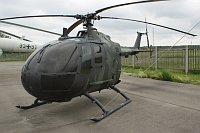 MBB Bo 105c, German Army Aviation / Heer, 98+20, c/n S.90,� Karsten Palt, 2010