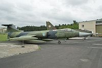 Lockheed F-104G Starfighter, German Air Force / Luftwaffe, 26+49, c/n 7309,© Karsten Palt, 2010