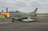 Aeritalia / Fiat G.91R/3, German Air Force / Luftwaffe, 99+12, c/n D554,© Karsten Palt, 2010
