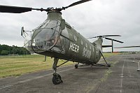Piasecki H-21C, German Army Aviation / Heer, 83+08, c/n WG8,� Karsten Palt, 2010