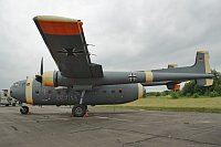 Nord / SNIAS N 2501D Noratlas, German Air Force / Luftwaffe, 99+14, c/n D152,© Karsten Palt, 2010