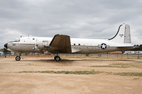 Douglas C-54Q Skymaster United States Navy 56514 10741 March Field Air Museum Riverside, CA 2015-06-04, Photo by: Karsten Palt