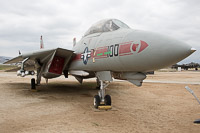 Grumman F-14A Tomcat United States Navy 157990 11 March Field Air Museum Riverside, CA 2015-06-04, Photo by: Karsten Palt