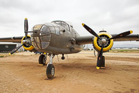 North American B-25J Mitchell, United States Army Air Forces (USAAF), 44-31032, c/n 108-35357,© Karsten Palt, 2015