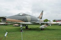 North American F-100D Super Sabre French Air Force / Armee de l Air 54-2174 223-54 Midland Air Museum Coventry 2013-05-17, Photo by: Karsten Palt