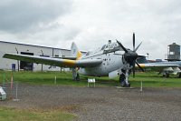 Fairey Gannet T.2 Royal Navy XA508 F.9327 Midland Air Museum Coventry 2013-05-17, Photo by: Karsten Palt