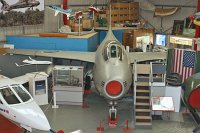 Saab J 29F Tunnan Swedish Air Force / Flygvapnet 29640 29-640 Midland Air Museum Coventry 2013-05-17, Photo by: Karsten Palt