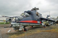 Mil Mi-24D Russian Air Force  3532464505029 Midland Air Museum Coventry 2013-05-17, Photo by: Karsten Palt