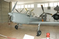 AISA I-115 / E.9 Spanish Air Force E.9-119 119 Museo del Aire Madrid 2014-10-23, Photo by: Karsten Palt
