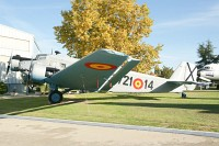 Junkers Ju 52/3m (CASA 352L) Spanish Air Force T.2B-254 145 Museo del Aire Madrid 2014-10-23, Photo by: Karsten Palt