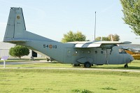 CASA C-212-10 Spanish Air Force XT.12-1 P1 Museo del Aire Madrid 2014-10-23, Photo by: Karsten Palt
