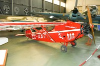 Comper C.L.A.7 Swift  EC-AAT  Museo del Aire Madrid 2014-10-23, Photo by: Karsten Palt