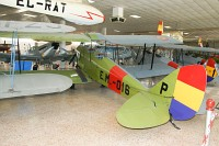 De Havilland DH 60G.III Moth Major Spanish Air Force EC-AFQ 16832 Museo del Aire Madrid 2014-10-23, Photo by: Karsten Palt