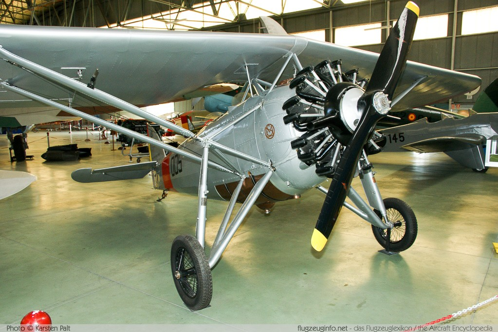 Morane-Saulnier MS.230 Spanish Air Force 005  Museo del Aire Madrid 2014-10-23 � Karsten Palt, ID 10711