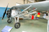 Morane-Saulnier MS.230 Spanish Air Force 005  Museo del Aire Madrid 2014-10-23, Photo by: Karsten Palt