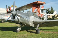 Morane-Saulnier M.S.733 Alcyon French Navy F-BMMS 105 Museo del Aire Madrid 2014-10-23, Photo by: Karsten Palt
