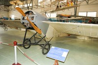 Nieuport IV-G Spanish Air Force   Museo del Aire Madrid 2014-10-23, Photo by: Karsten Palt
