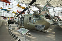 Bell Helicopter 205 UH-1H Iroquois United States Army 69-15140 11428 Museum of Flight Seattle, WA 2016-04-12, Photo by: Karsten Palt