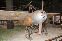 Caproni Ca.20   1 Museum of Flight Seattle, WA 2016-04-12, Photo by: Karsten Palt