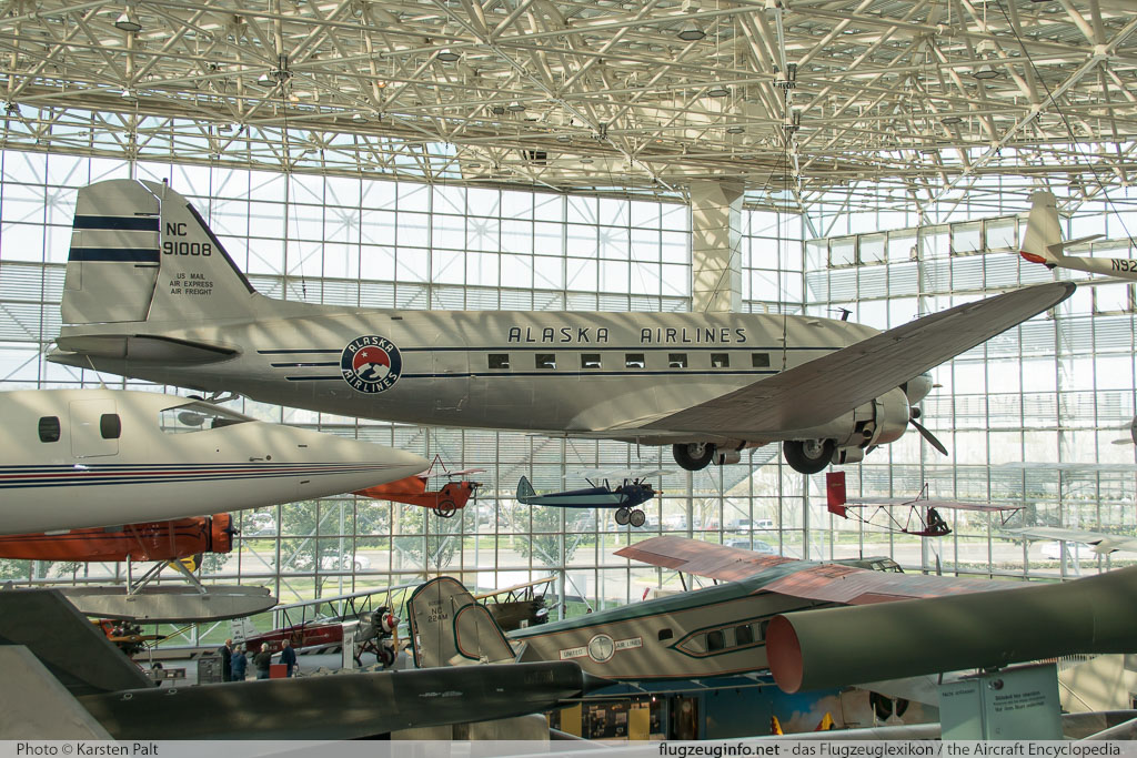 Curtiss / Springfield JN-4D Jenny United States Army Air Service   Museum of Flight Seattle, WA 2016-04-12 � Karsten Palt, ID 12425