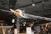 Fokker E.III Eindecker    Museum of Flight Seattle, WA 2016-04-12, Photo by: Karsten Palt