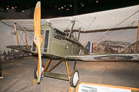 Royal Aircraft Factory SE.5A  NX910A  Museum of Flight Seattle, WA 2016-04-12, Photo by: Karsten Palt