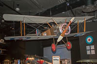 Sopwith Pup  NX6018  Museum of Flight Seattle, WA 2016-04-12, Photo by: Karsten Palt