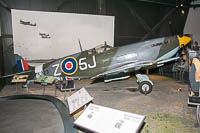 Supermarine Spitfire LF.IXc (LF9C) Royal Air Force MK923 CBAF.IX.1886 Museum of Flight Seattle, WA 2016-04-12, Photo by: Karsten Palt