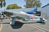 Yakovlev Yak-3   115450123 Museum of Flying Santa Monica, CA 2012-06-10, Photo by: Karsten Palt