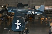 Chance-Vought F4U-1D Corsair United States Marine Corps (USMC) 50375 5622 NASM Udvar Hazy Center Chantilly, VA 2014-05-28, Photo by: Karsten Palt