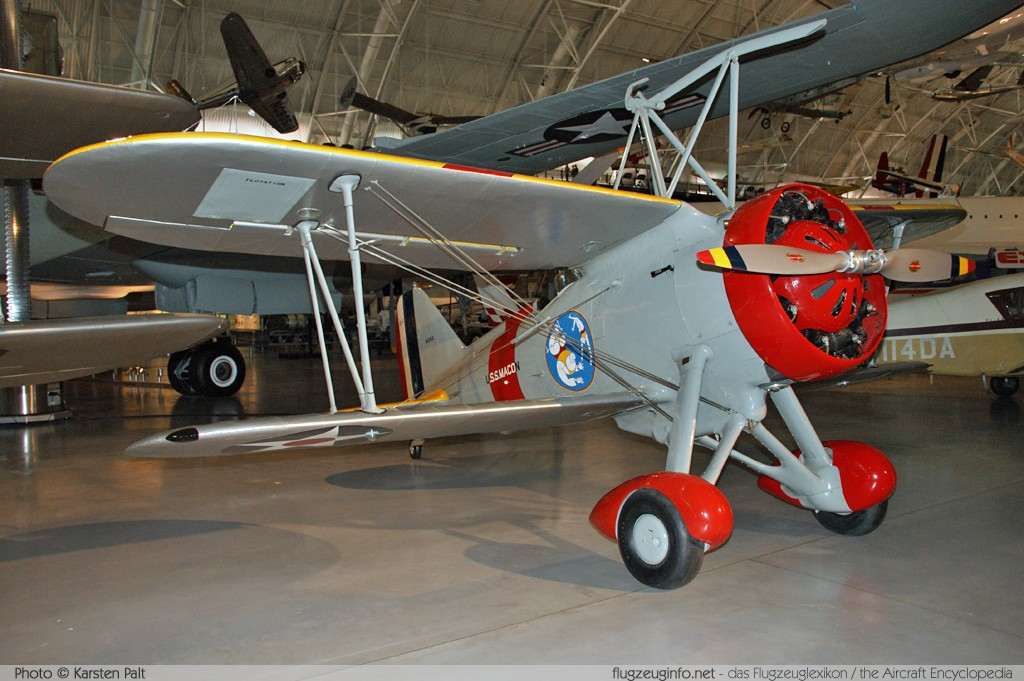Curtiss F9C-2 Sparrowhawk United States Navy A9056  NASM Udvar Hazy Center Chantilly, VA 2014-05-28 � Karsten Palt, ID 10250