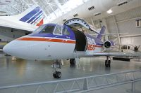 Dassault Falcon 20DC Federal Express N8FE 199 NASM Udvar Hazy Center Chantilly, VA 2014-05-28, Photo by: Karsten Palt