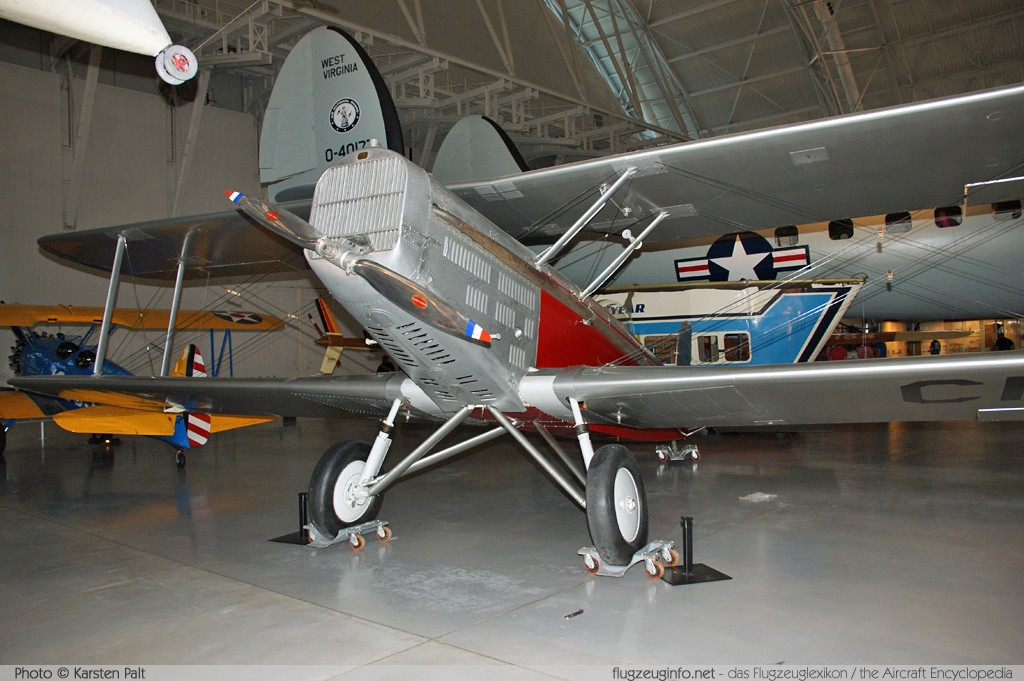Douglas M-4 Mailplane Western Air Express NC1475 338 NASM Udvar Hazy Center Chantilly, VA 2014-05-28 � Karsten Palt, ID 10266