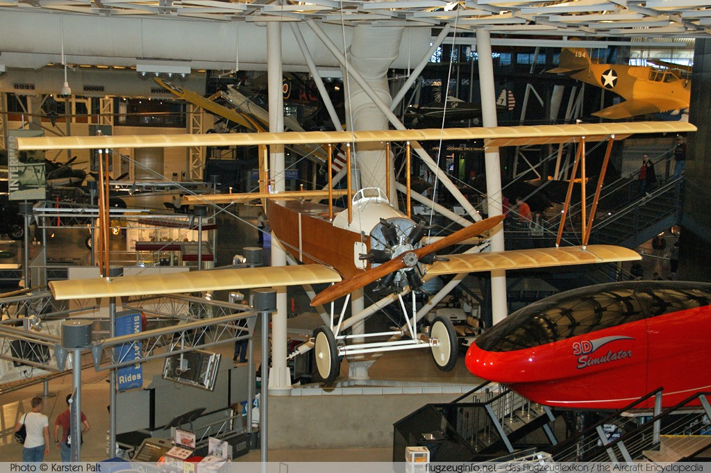 Farman Sport  NC-72 15 NASM Udvar Hazy Center Chantilly, VA 2014-05-28 � Karsten Palt, ID 10267