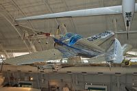 Globe Swift GC-1A  NC80518 21 NASM Udvar Hazy Center Chantilly, VA 2014-05-28, Photo by: Karsten Palt