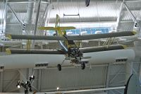 Grumman Ag-Cat  N332Y 207 NASM Udvar Hazy Center Chantilly, VA 2014-05-28, Photo by: Karsten Palt