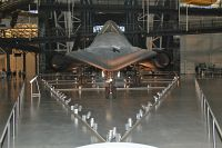 Lockheed SR-�A Blackbird United States Air Force (USAF) 61-7972 2023 NASM Udvar Hazy Center Chantilly, VA 2014-05-28, Photo by: Karsten Palt