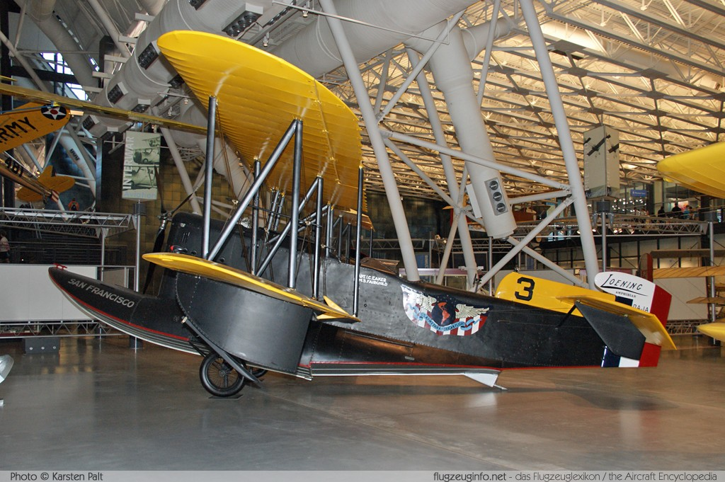 Loening OA-1A San Francisco United States Army Air Corps (USAAC)  26-431  NASM Udvar Hazy Center Chantilly, VA 2014-05-28 � Karsten Palt, ID 10308