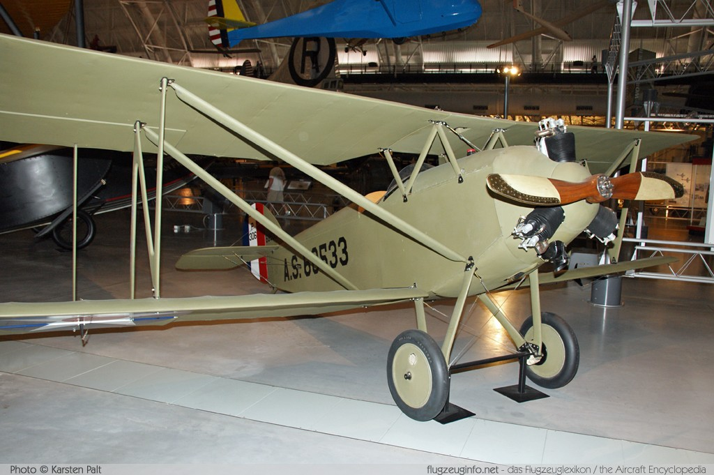 Sperry Verville-Sperry M-1 Messenger United States Army Air Service   NASM Udvar Hazy Center Chantilly, VA 2014-05-28 � Karsten Palt, ID 10362