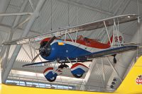 Travel Air 4000 D4D  N434N 1340 NASM Udvar Hazy Center Chantilly, VA 2014-05-28, Photo by: Karsten Palt